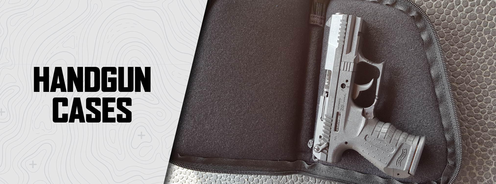 Handgun Cases