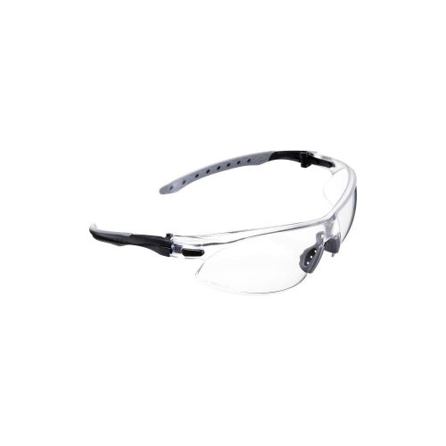 Allen Company Keen Shooting Safety Glasses, Clear Lenses, ANSI Z87.1+ & CE Rated