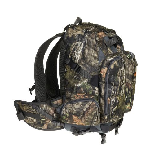 Terrain Twin Mesa Mossy Oak Backpack/Daypack, Mossy Oak Break-Up Country Camo