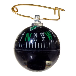 Pin on Ball Compass