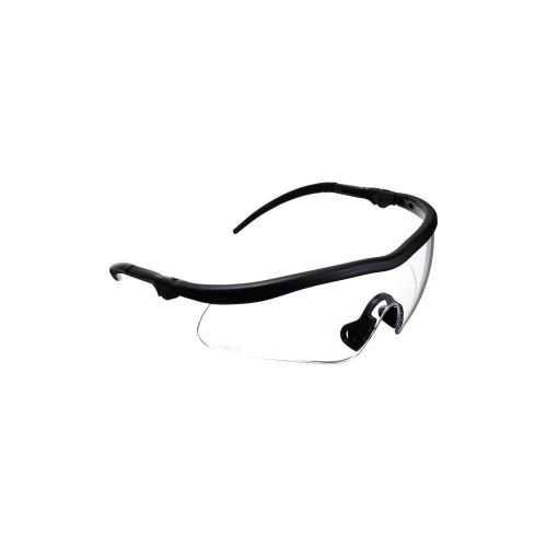Allen Company Guardian Shooting Safety Glasses, Clear Lenses, ANSI Z87.1+ & CE Rated