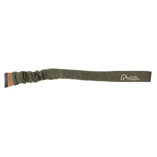 Ducks Unlimited Gun Sock 52-Inches Long x 3-3/4 Inches Wide By Allen, Heather Green