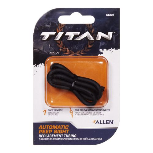 Titan Automatic Peep Sight Replacement Tubing