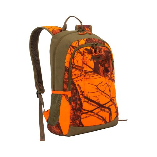 Terrain Delta Mossy Oak Backpack/Daypack, Mossy Oak Break-Up Blaze Camo