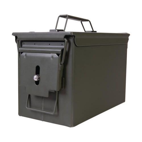Steel Ammo Can