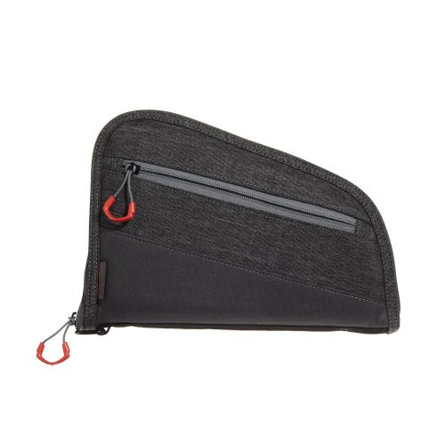 "Allen Company 9"" Auto-Fit 2.0 Handgun Case, Gray/Red"