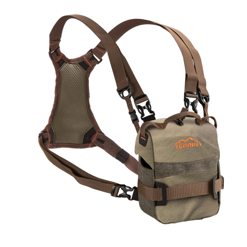 Terrain Plateau Bino Case with Harness
