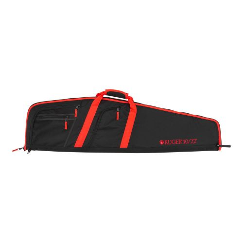 Ruger Flagstaff 10/22 Rifle Case 40-Inch By Allen, Black and Red