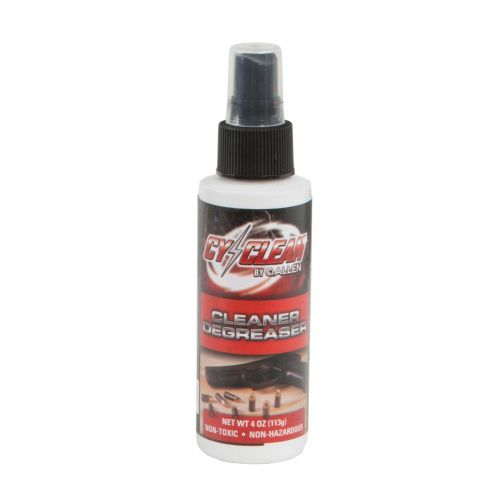 Cy-Clean Gun Cleaner and Degreaser