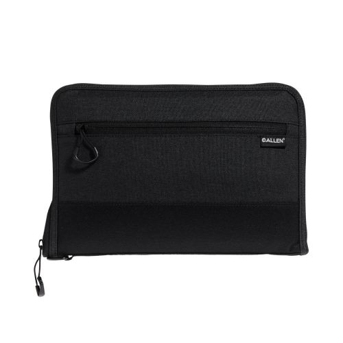 "Allen Company 11"" Auto-Fit 2.0 Deluxe Handgun Case, Black"