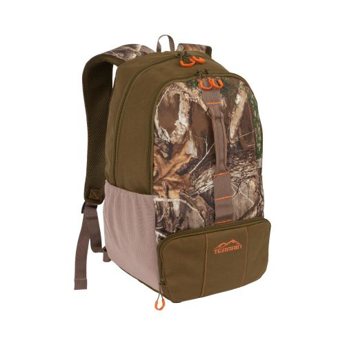 Terrain Dune Camping Backpack/Daypack, Realtree EDGE Camo