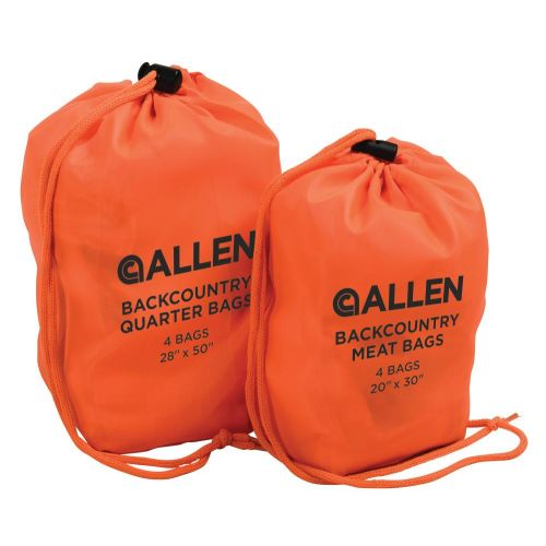Backcountry Quarter Bags