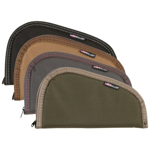 Assorted Earth Tones Handgun Case