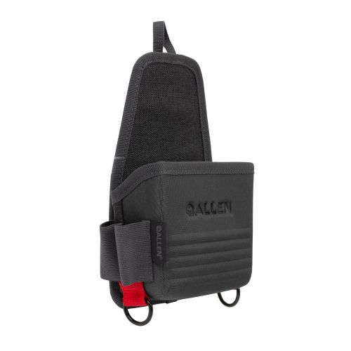 Allen Company Competitor Single Box Molded Shell Carrier, Gray
