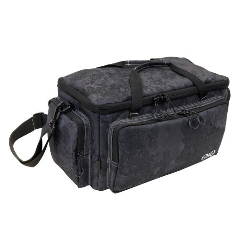 Girls With Guns Midnight Range Bag, Black/Shade Blackout Camo