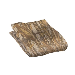 "Vanish Camo Burlap, Glare Free Hunting Blind Material, 12' L x 54""W, Natural/Allen Company Grain Belt Camo"