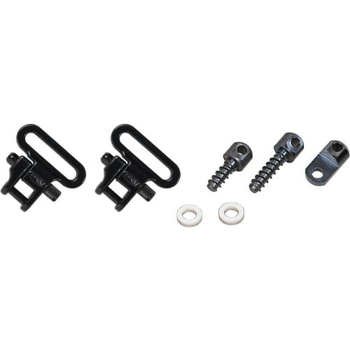 Rifle Sling Swivel Set for Ruger Rifles