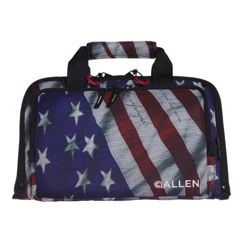 Allen Company Victory Double Handgun Attache Case