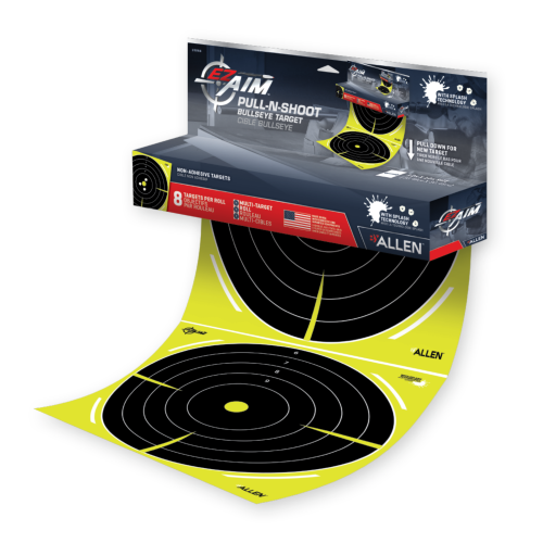 EZ-Aim Pull-N-Shoot Splash Target