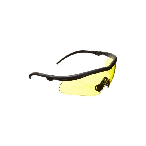 Allen Company Guardian Shooting Safety Glasses, Yellow Lenses, ANSI Z87.1+ & CE Rated