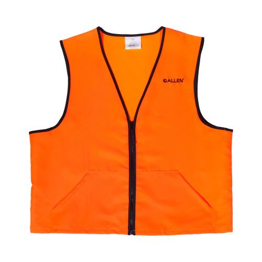 Deluxe Blaze Orange Hunting Vest