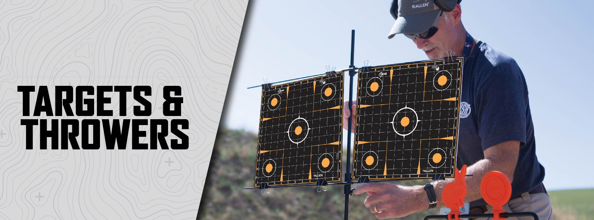 Targets & Throwers